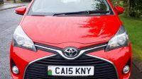 2015 Toyota Yaris ICON D-4D image 3