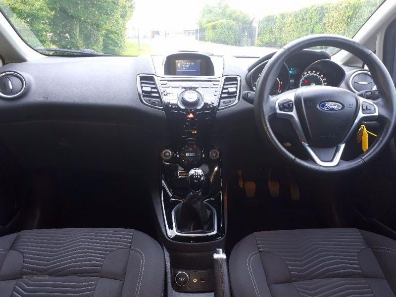 2014 Ford Fiesta 1.6 TDCI image 7