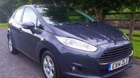 2014 Ford Fiesta 1.6 TDCI image 1