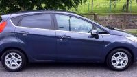 2014 Ford Fiesta 1.6 TDCI image 3