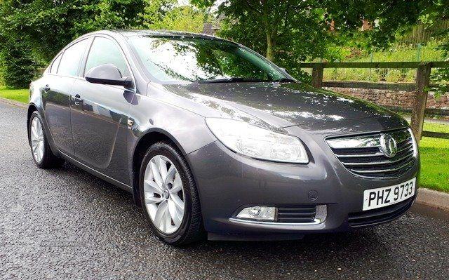2012 Vauxhall Insignia 2.0 SRI CDTI image 1