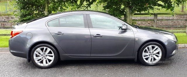 2012 Vauxhall Insignia 2.0 SRI CDTI image 5
