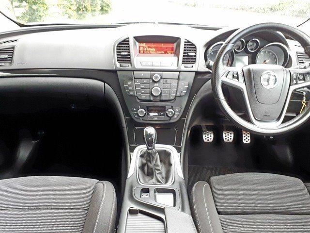 2012 Vauxhall Insignia 2.0 SRI CDTI image 7
