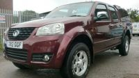2012 Great Wall Steed 2.0 TD S 4X4 DCB 4d