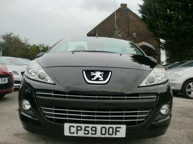 2010 Peugeot 207 1.6 CC GT 2d image 2