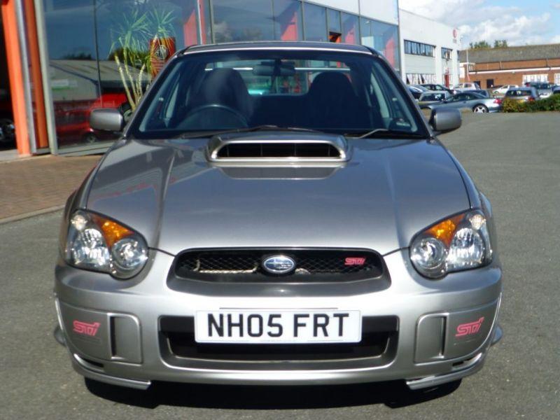 2005 Subaru Impreza WRX STi image 2