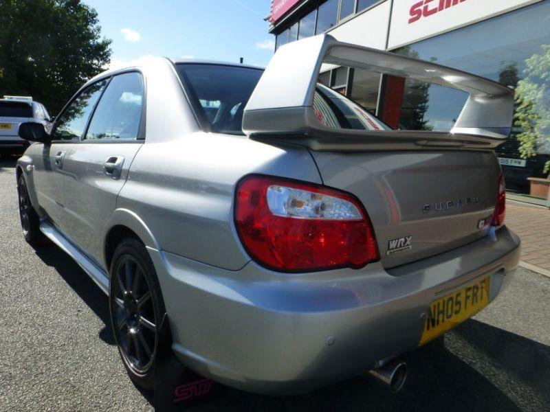 2005 Subaru Impreza WRX STi image 4