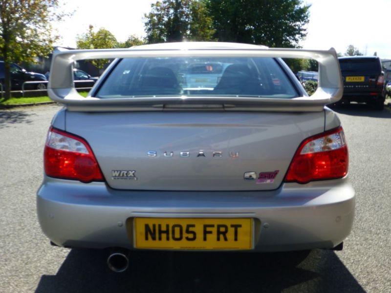 2005 Subaru Impreza WRX STi image 5