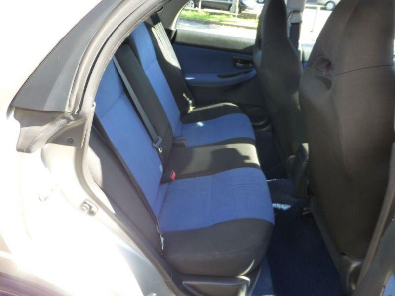2005 Subaru Impreza WRX STi image 7