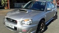 2005 Subaru Impreza WRX STi image 1