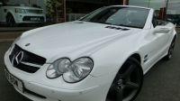 2004 Mercedes SL SL500+