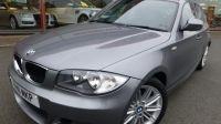 2011 BMW 118d M Sport