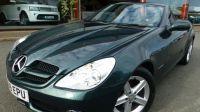 2009 Mercedes SLK200