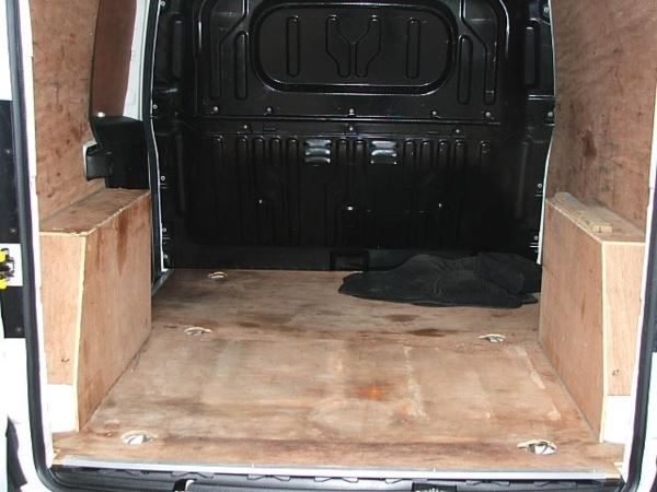 2013 Vauxhall Combo 2000 L1H1 CDTI SS E image 7