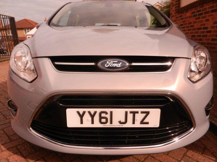 2012 Ford C-MAX 1.6 Titanium 5dr image 4