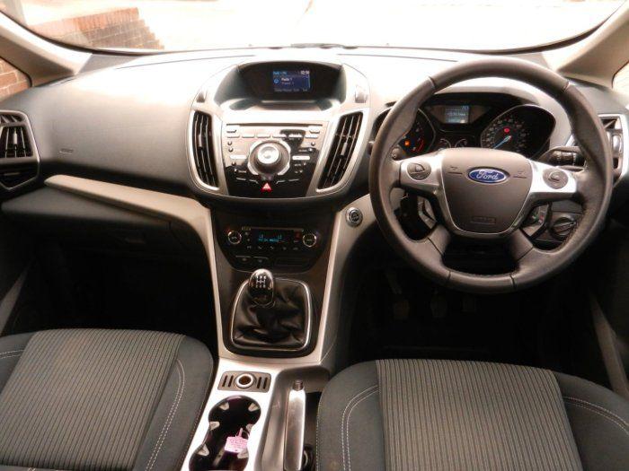 2012 Ford C-MAX 1.6 Titanium 5dr image 8