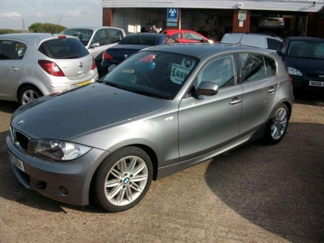 2011 BMW 116d M Sport 5dr image 1