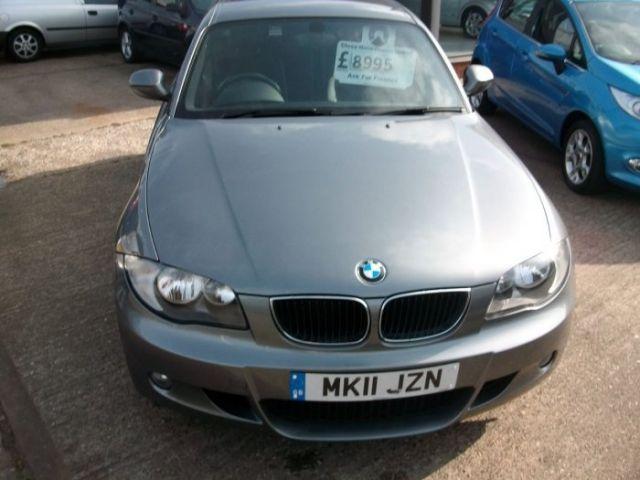 2011 BMW 116d M Sport 5dr image 2