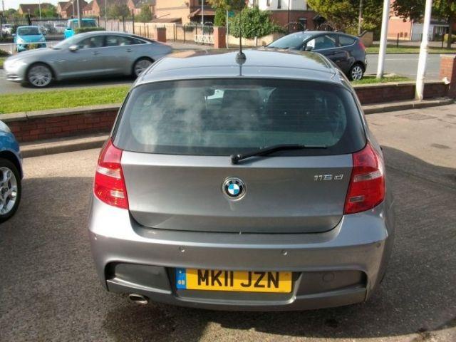 2011 BMW 116d M Sport 5dr image 4