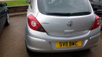 2011 Vauxhall Corsa 1.2 3dr image 4
