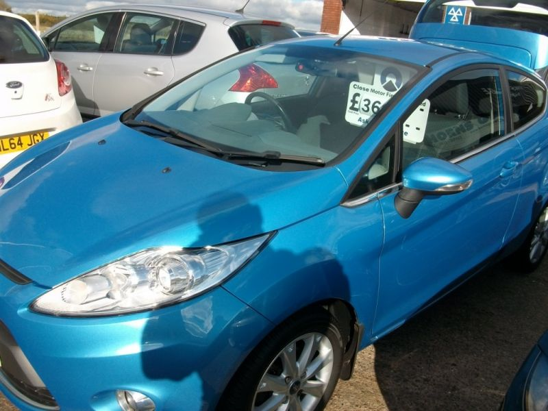 2009 Ford Fiesta 1.4 16V 3dr image 1