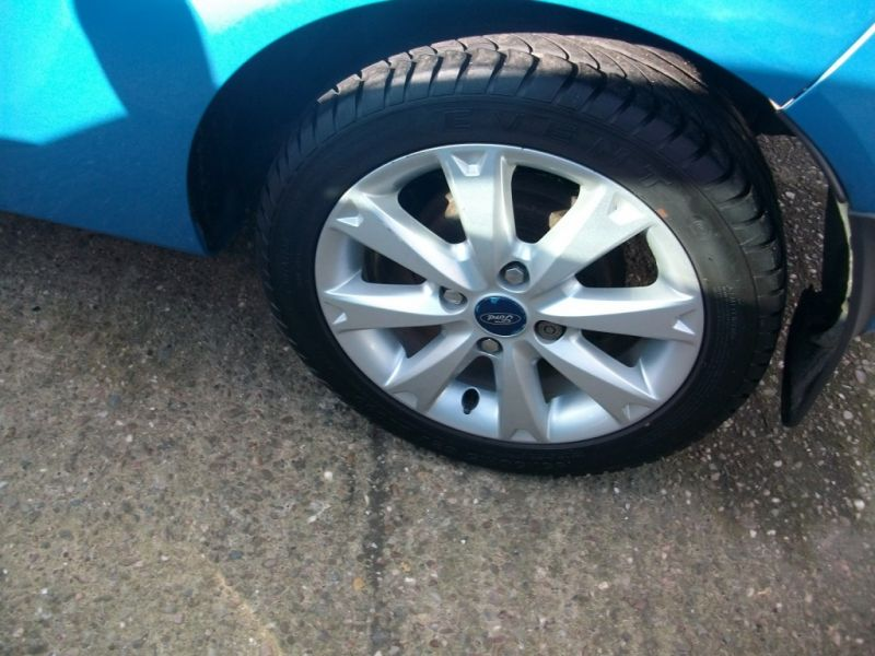2009 Ford Fiesta 1.4 16V 3dr image 6