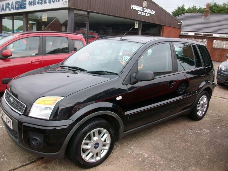2007 Ford Fusion 1.4 Zetec 5dr image 3