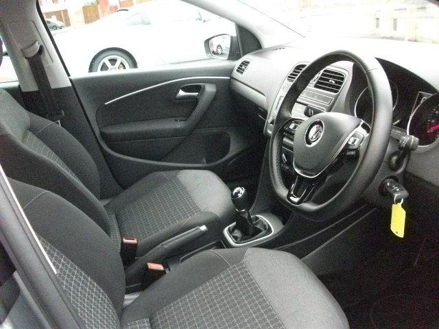 2017 Volkswagen Polo 1.2Tsi image 8
