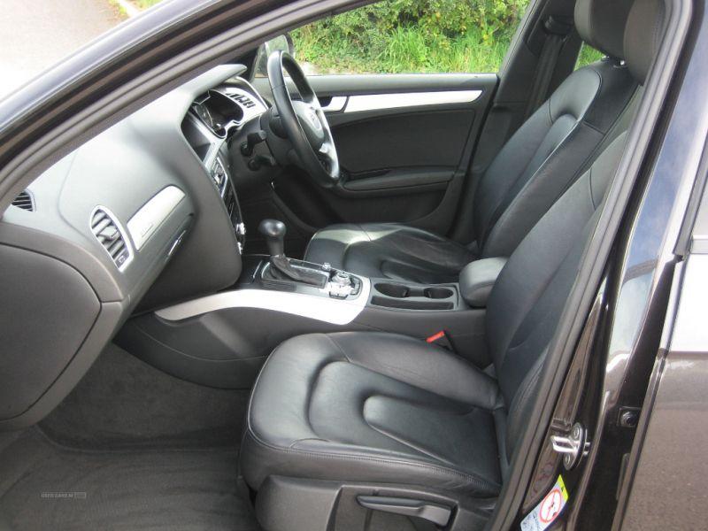 2014 Audi A4 SE TDI Quattro image 5