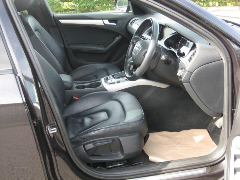 2014 Audi A4 SE TDI Quattro image 8