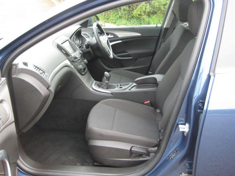 2016 Vauxhall Insignia 1.6 CDTI E image 4