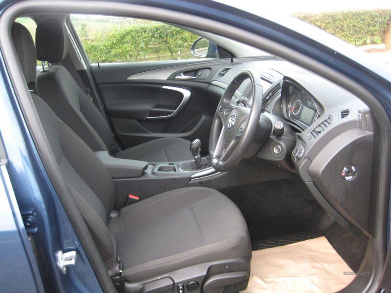 2016 Vauxhall Insignia 1.6 CDTI E image 7