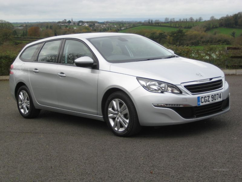 2016 Peugeot 308 1.6 SW HDI image 1