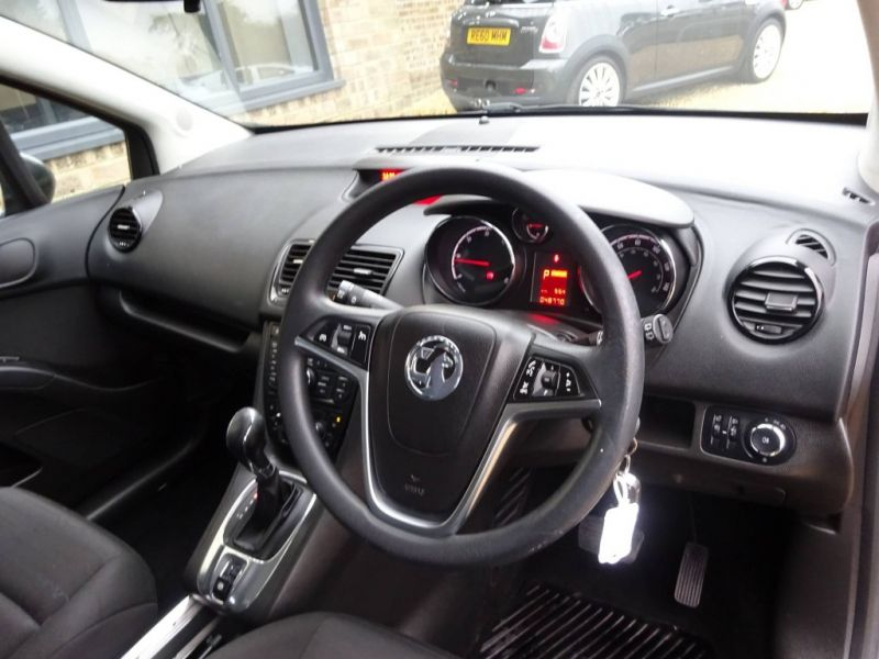 2011 Vauxhall Meriva 1.7 CDTI 16V 5dr image 7