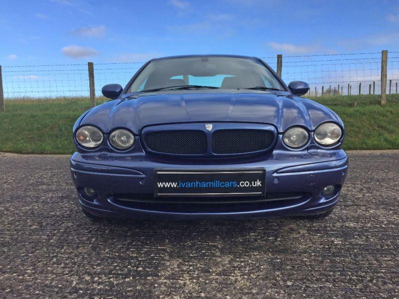 2005 Jaguar X-Type 2.5 V6 Sport 4dr image 4