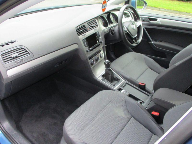 2014 Volkswagen Golf 1.6 TDi 5dr image 8