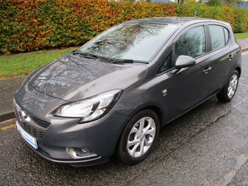 2015 Vauxhall Corsa 1.4SRi 5dr image 1