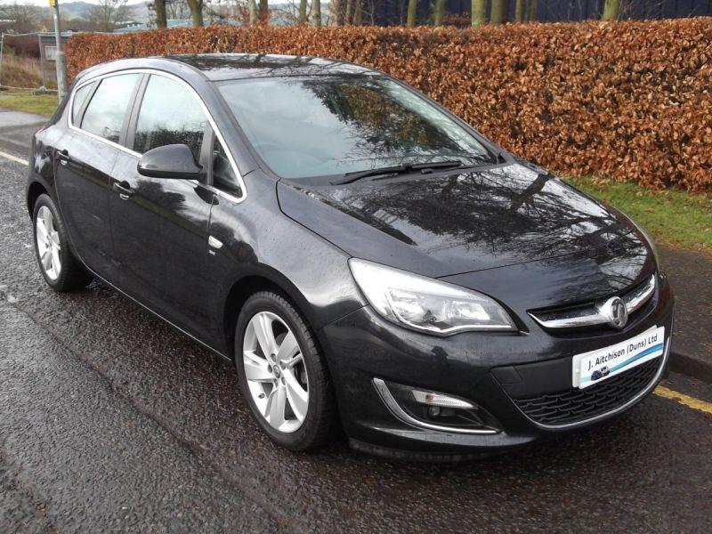 2014 Vauxhall Astra 1.6SRi 5dr image 2