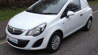 2013 Vauxhall Corsa 1.3CDTi