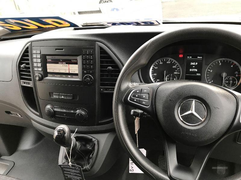 2016 Mercedes Vito 1.6 CDI image 10