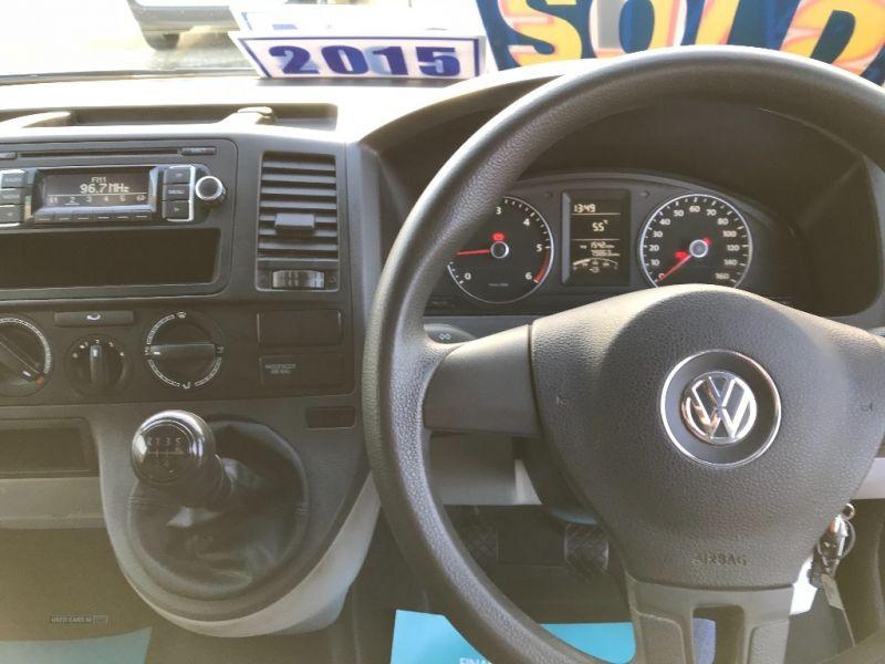 2014 Volkswagen Transporter 2.0 image 7