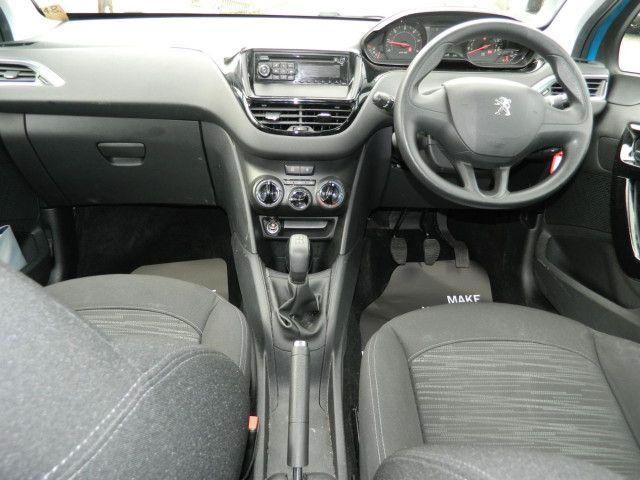 2013 Peugeot 208 1.4 HDI 5d image 8