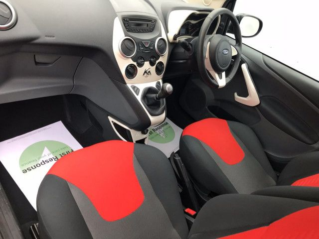 2013 Ford Ka 1.2 Zetec 3d image 6