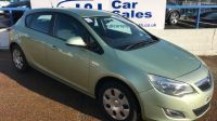 2011 Vauxhall Astra 1.6 5d