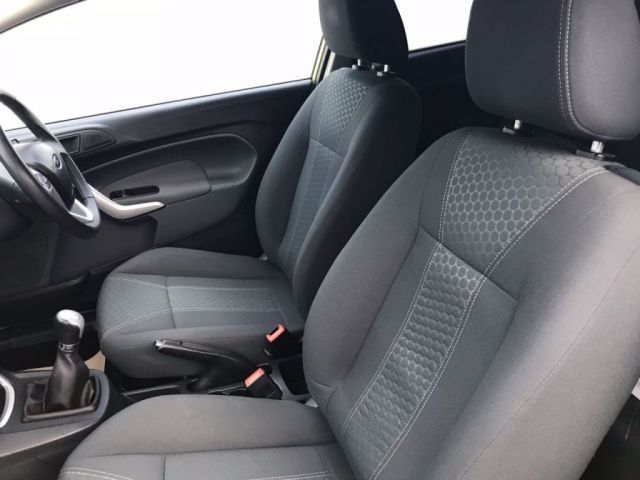 2009 Ford Fiesta 1.2 Zetec 3d image 6