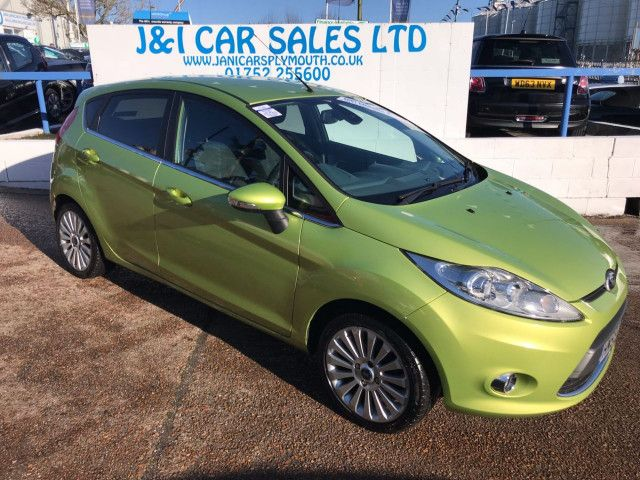 2009 Ford Fiesta 1.4 5d image 1