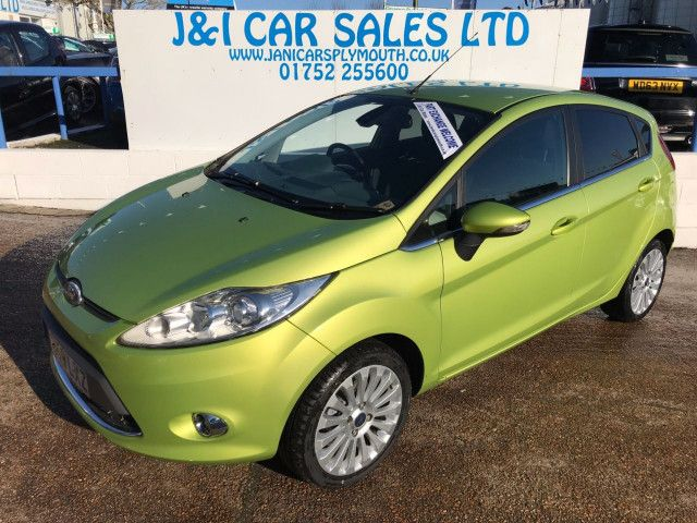 2009 Ford Fiesta 1.4 5d image 2