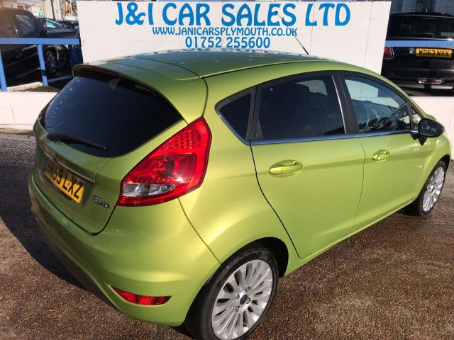 2009 Ford Fiesta 1.4 5d image 3