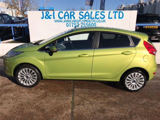 2009 Ford Fiesta 1.4 5d image 4