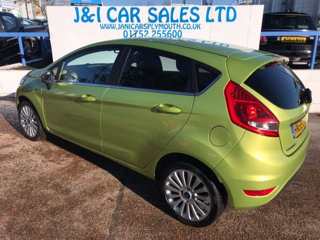 2009 Ford Fiesta 1.4 5d image 5